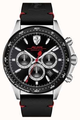 Scuderia Ferrari パイロットクロノグラフ 0830389