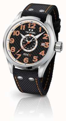 TW Steel チャンピオンズブラックオレンジのメンズスペシャルエディションvolanteレース TW965