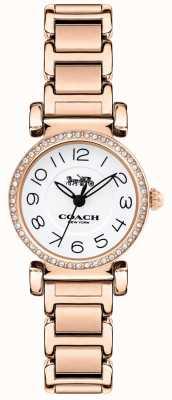 Coach 女性のマディソンローズゴールドクリスタルセット 14502853