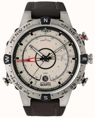 Timex インテリジェントクォーツ潮汐温度計 T2N721D7PF