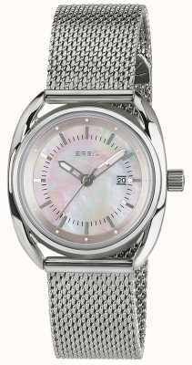 Breil ボーブールステンレススチールピンクの母真珠ダイヤル TW1680