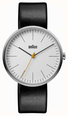 Braun レディースクラシックホワイトダイヤル BN0173WHBKL