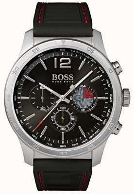 Boss メンズプロクロノグラフウォッチブラック 1513525