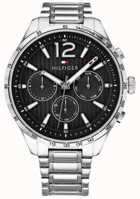 Tommy Hilfiger メンズギャビンクロノグラフ腕時計ステンレススチールブレスレット 1791469