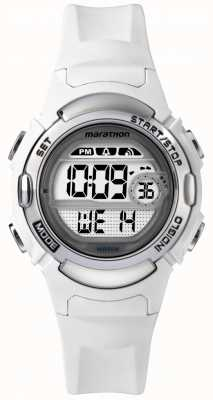 Timex Sacovillクロノグラフグレーレザーストラップグレーダイヤル TW5M15100