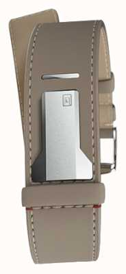 Klokers Klink 04 gregeストレートシングルストラップのみ22mm幅230mm KLINK-04-LC9