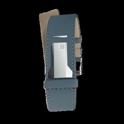 Klokers Klink 04ジーンストレートシングルストラップ22mm幅230mm KLINK-04-LC10