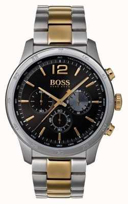 Hugo Boss メンズプロのクロノグラフ腕時計トーンブレスレット 1513529