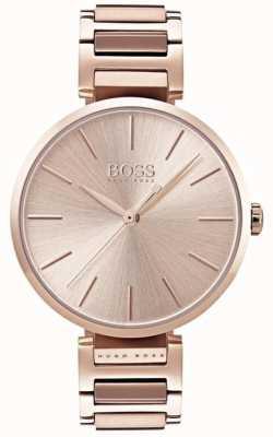 Hugo Boss レディース・ウォッチ・オブ・ゴールド・トーン 1502418