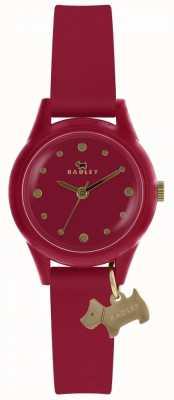 Radley レディース腕時計ピンクのシリコーン RY2598