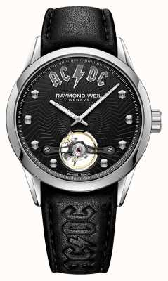 Raymond Weil Freelancer ACDC Limited Editionブラックダイヤル 2780-STC-ACDC1