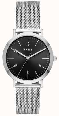 DKNY レディースミネッタステンレススティールストラップ NY2741