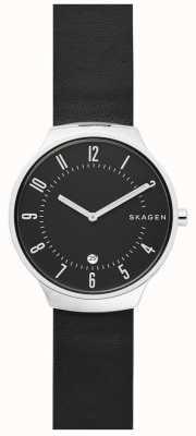 Skagen メンズグレネードレザーストラップ SKW6459