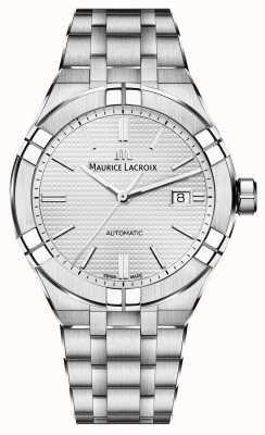 Maurice Lacroix アイコンオートステンレス時計 AI6008-SS002-130-1
