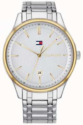 Tommy Hilfiger メンズステンレススチール腕時計 1791491