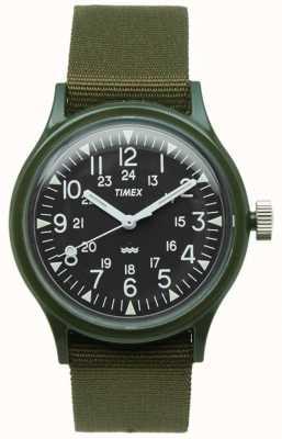 Timex レディースmk1 36mmナイロンストラップウォッチ TW2P88400