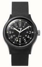 Timex レディースmk1 36mmナイロンストラップウォッチ TW2R13800