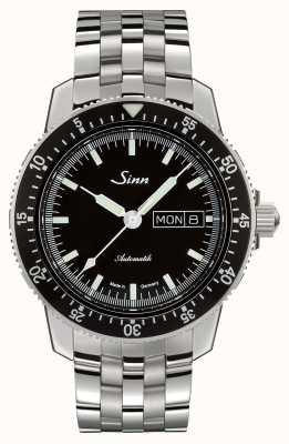Sinn 104古典的なパイロット腕時計ステンレス鋼のブレスレット 104.010 BRACELET