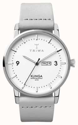 Triwa スノークリンガライトグレー TR.KLST109-CL111512