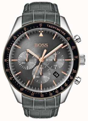 Boss メンズトロフィーグレーダイヤル 1513628