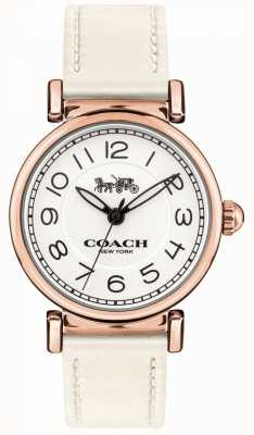 Coach レディースマディソンクリームストラップ 14502862