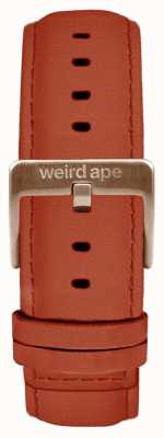 Weird Ape 錆スエード20mmストラップローズゴールドバックル ST01-000094