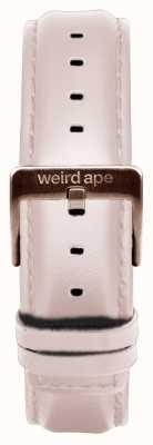 Weird Ape ヌードレザー16mmストラップローズゴールドバックル ST01-000034