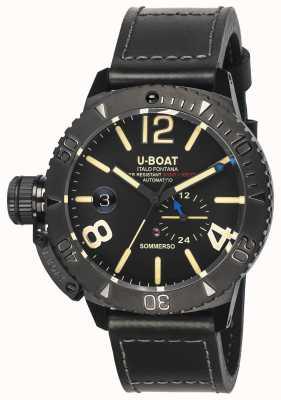 U-Boat Sommerso 46 dlc自動時計 9015