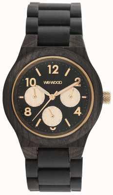 WeWood Kyraブラックローズウォッチ 70371313000