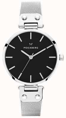 Mockberg レディースelise noirステンレスメッシュ MO1604