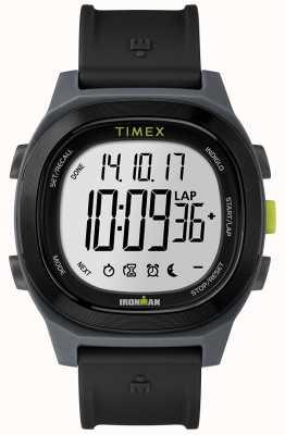 Timex アイアンマン必需品黒腕時計 TW5M18900SU