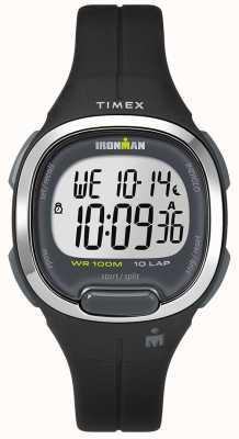 Timex 鉄人必需品紫とクロームの時計 TW5M19700SU
