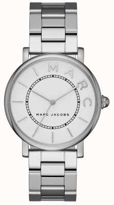 Marc Jacobs レディースmarc jacobs classic watch silver MJ3521