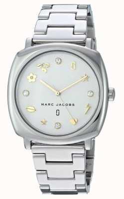 Marc Jacobs レディースmarc jacobsクラシックウォッチゴールドトーン MJ3572
