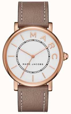 Marc Jacobs レディースmarc jacobsクラシックウォッチグレーレザー MJ1533