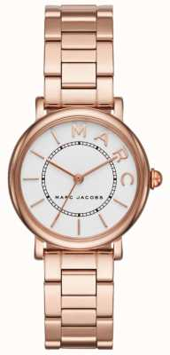 Marc Jacobs レディースmarc jacobs classic watchローズゴールドトーン MJ3527