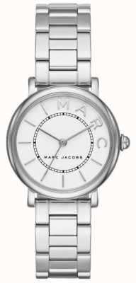 Marc Jacobs レディースmarc jacobs classic watch silver MJ3525