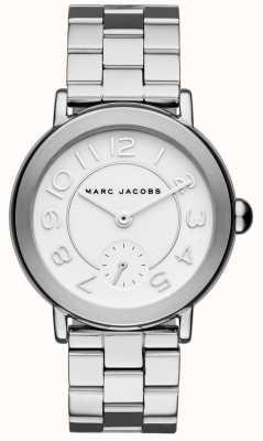 Marc Jacobs レディース腕時計シルバートーン MJ3469