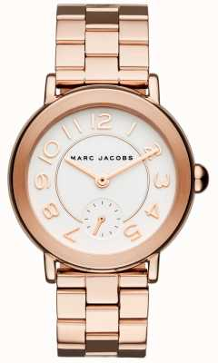 Marc Jacobs レディース腕時計ローズゴールドトーン MJ3471