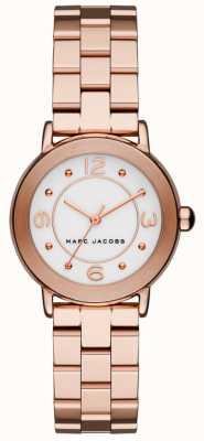 Marc Jacobs レディース腕時計ローズゴールドトーン MJ3474