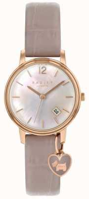 Radley レディースローズゴールド腕時計コブウェブストラップ RY2720