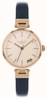 Radley レディース腕時計ローズゴールドケース RY2716