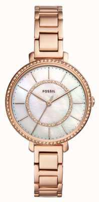 Fossil 化石のジョセリンゴールドバラ ES4452