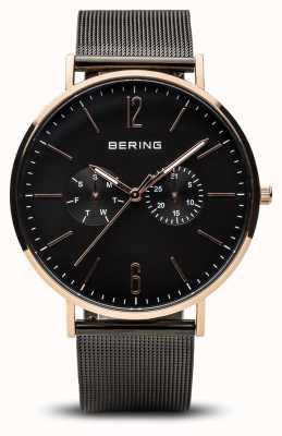 Bering クラシック|磨かれたバラの金| 14240-163