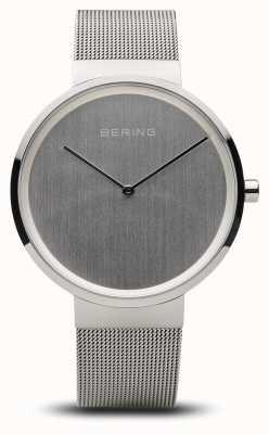 Bering クラシック|ポリッシュシルバー|ビリング 14539-000