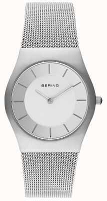 Bering クラシックレディースステンレススチールメッシュ 11930-001