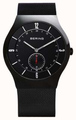 Bering メンズ腕時計x1アナログクォーツステンレス 11940-222