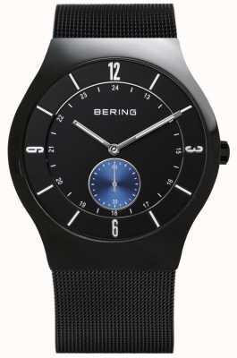 Bering タイムメンズ腕時計x1アナログクォーツステンレス 11940-228