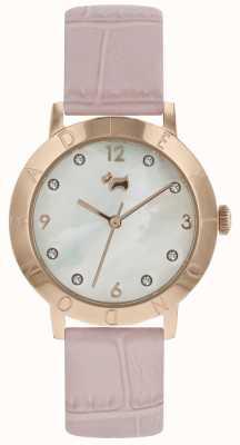 Radley レディースラドレーハイゲートウッド時計バラゴールドピンクストラップ RY2538