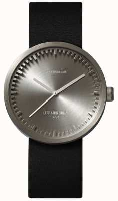 Leff Amsterdam チューブ腕時計d38ステンレスケースサンドストラップ LT71003